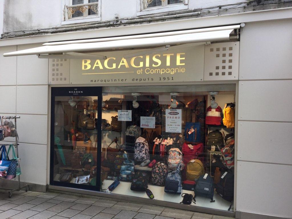 Bagagiste et Compagnie - Vannes Centre Ville