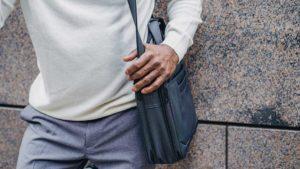 Bagagiste et Cie : choisir une sacoche pour homme